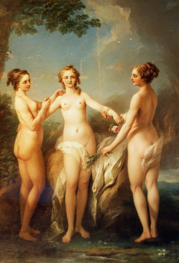 les-trois-graces-1765-charles-andre-van-loo-chenonceau